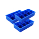 Custom BPA Free Silicone Ice Cube Trays ice mold