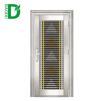 Main Doors Stainless Steel Safety Door Grill Design Buy Stainless Steel Safety Door Grill Designstainless Steel Doorstainless Steel Main Doors