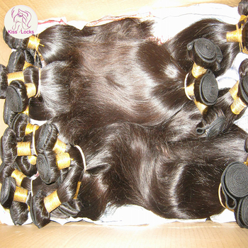Quick Transaction Wholesale Virgin Philippine Cuticle aligned Filipino Raw Shine Straight Hair 24 hours fast shipping