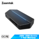 Zoomtak USB C hub PD Charging 5Gbps 4K Video Output Thunderbolt 3 Type C Hub SD/MicroSD Card Reader for apple Mac Book