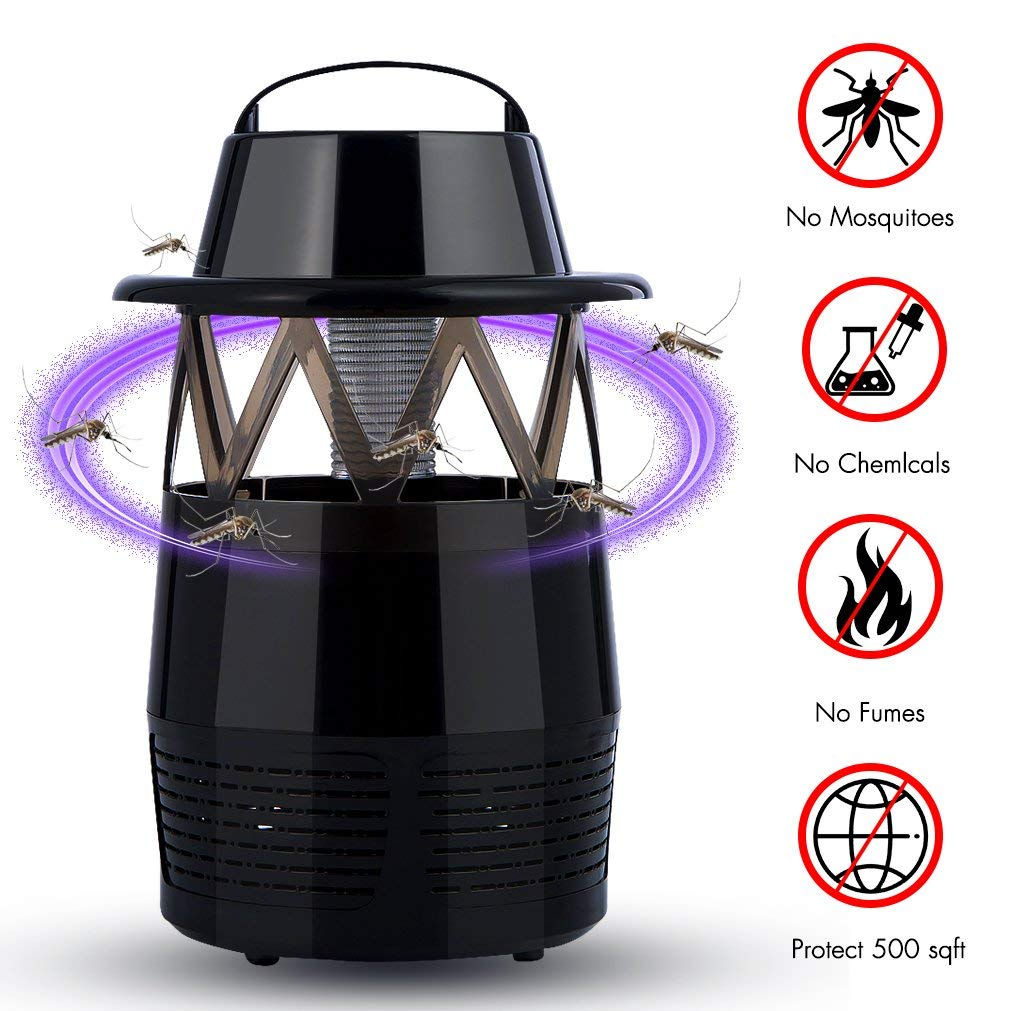 Cheap Mosquito Trap Circuit Find Deals On Insect Repellent Using 555 Ic Circuits Gallery Get Quotations Dolloly Electronic Killer Led Lamp Bug Zapper Usb
