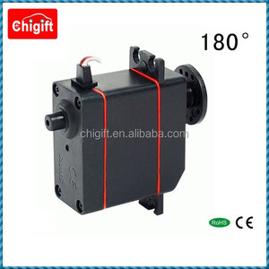 180 degree rotation 62g 14.5kg metal gear R431 Robot Servo For Robotics