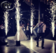 Indoor Cold Fireworks Machine Spark Fountain with DMX and IR Remote Control Used for Wedding Wholesale fireworks Prices