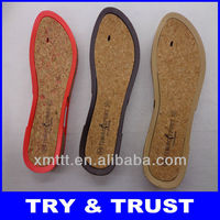 Whoesale eva rubber shoe sole material