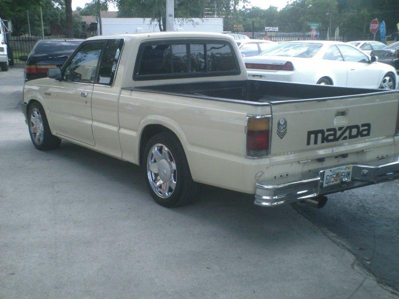 1987 Mazda B2200 Pick Up - Buy Mazda B2200 Product on Alibaba.com