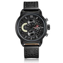 Часы NAVIFORCE мужские, армейские, аналоговые, кварцевые(Китай)