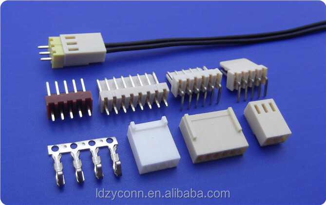 Molex 2510 Wire to Board 5 Pin Crimp LED Ligingting Cable Connectors Terminal