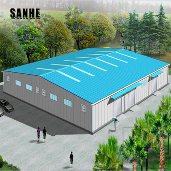 Steel Structure Project Steel Roof Truss Warehouse Shed Design - Buy Used  Steel Structure Warehouse,Construction Design Steel Structure
