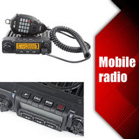 Economical style factory direct quad bands mobile car radio