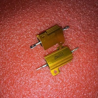 New & original Gold aluminum housed resistors RX24 25W3 25W3RJ 5%