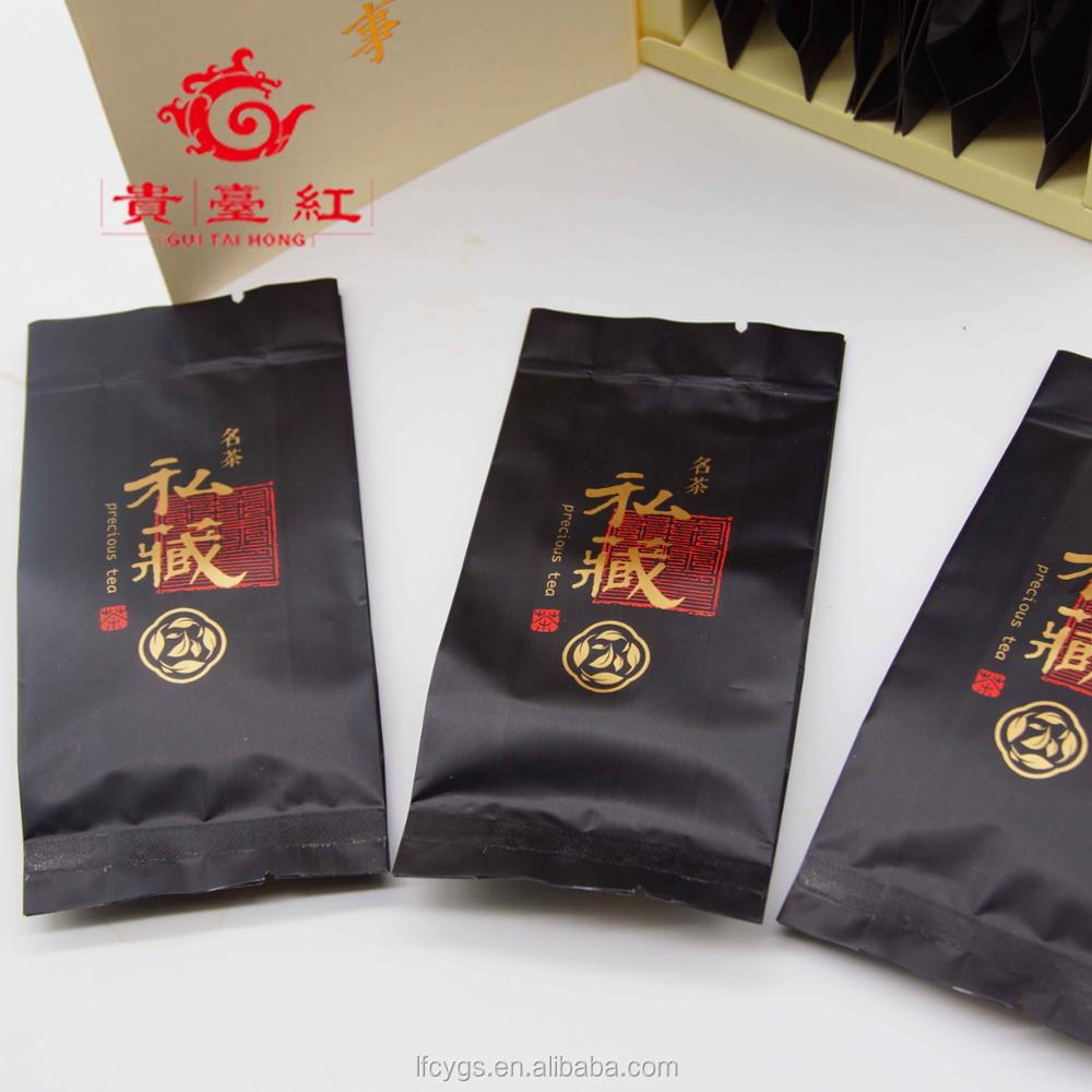 chinese supplier provide china top ten selling loose black tea packing in box