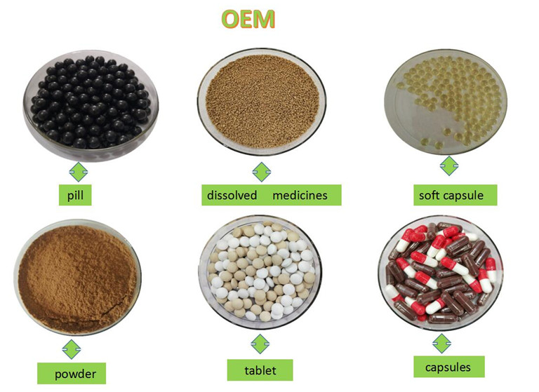 GMP factory supply wholesale gac oil capsule Gac Fruit Extract / Cochinchina Momordica Extract