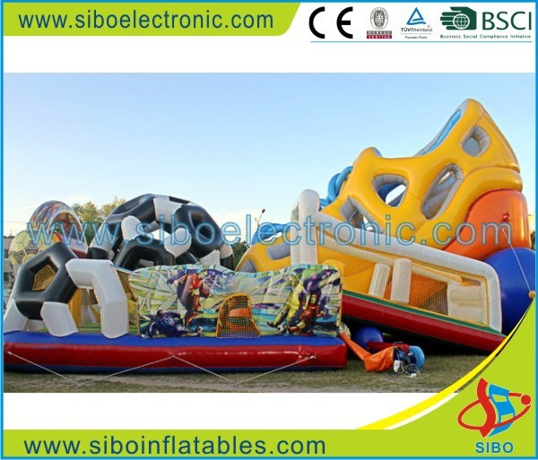 GMIF-5015 bouncy castles inflatables china inflatable water slider bouncing castles