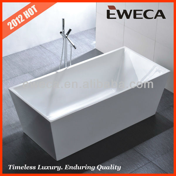 Acrilico vasca da bagno dimensioni 160 150 170 vasca da - Vasca bagno dimensioni ...