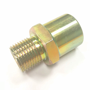 S235JR metric threaded m3 copper grease nipple type