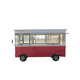 Fully automatic food truck hot dog cart for sale iran