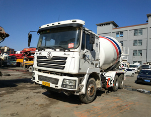 used 8m3 10m3 12m3 16m3 Japan China original concrete mixer truck price for sale