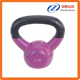 Factory supply 5LB vinyl dipping kettlebell for gym equipment