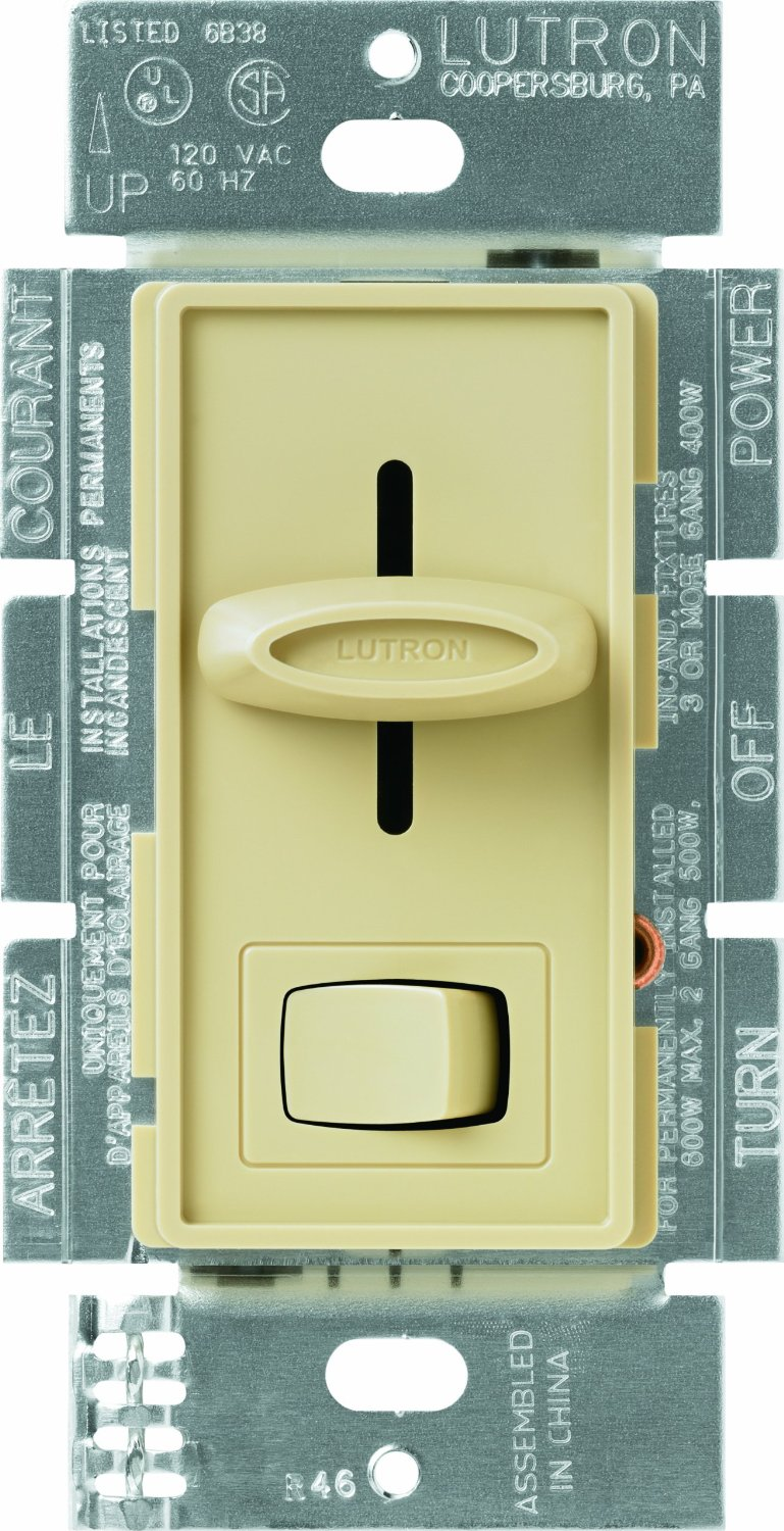 Cheap Light Timer Dimmer Find Deals On Line At Kedsumr Wireless 1 Way Off Digital Remote Control Switch 110v For Get Quotations Lutron S 603pnl Iv Skylark 600 Watt 3 With Locator