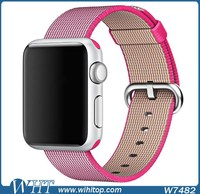 Buy For Apple Watch 42mm Woven Nylon in China on Alibaba.com