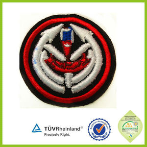 customized softshell jacket classic design 2015 vietnam hand embroidery patch