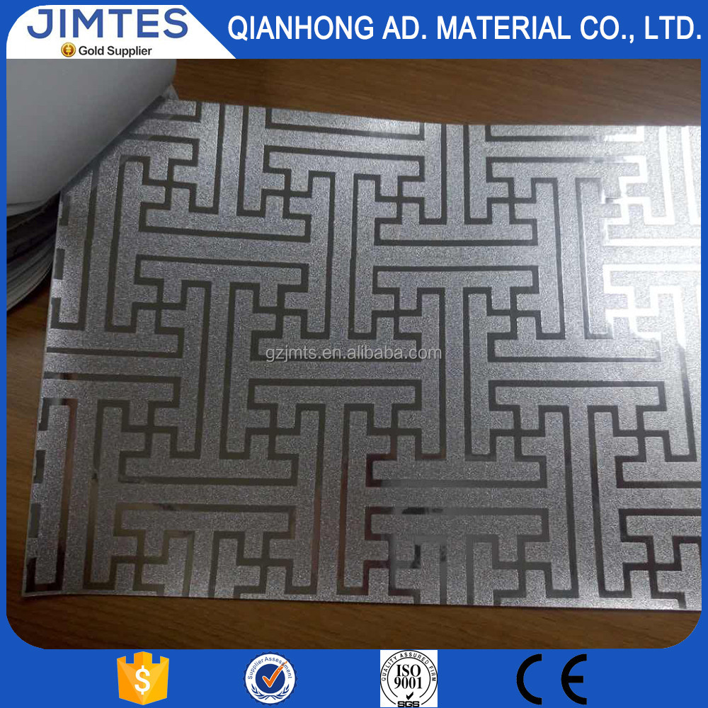 China factory new style glass security Jimtes window film