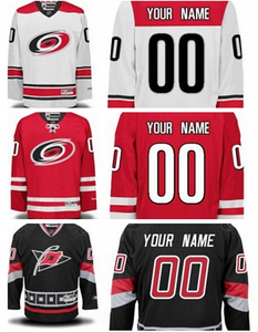 separation shoes 34b0a c5b07 Cheap Men's Carolina Hurricanes #12 Eric Staal Jersey Black White RED  Lacing Neck Vintage Sewn authentic Hockey Jerseys