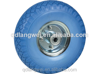 Rubber Wheel 3.00-4 Pu Wheels 10