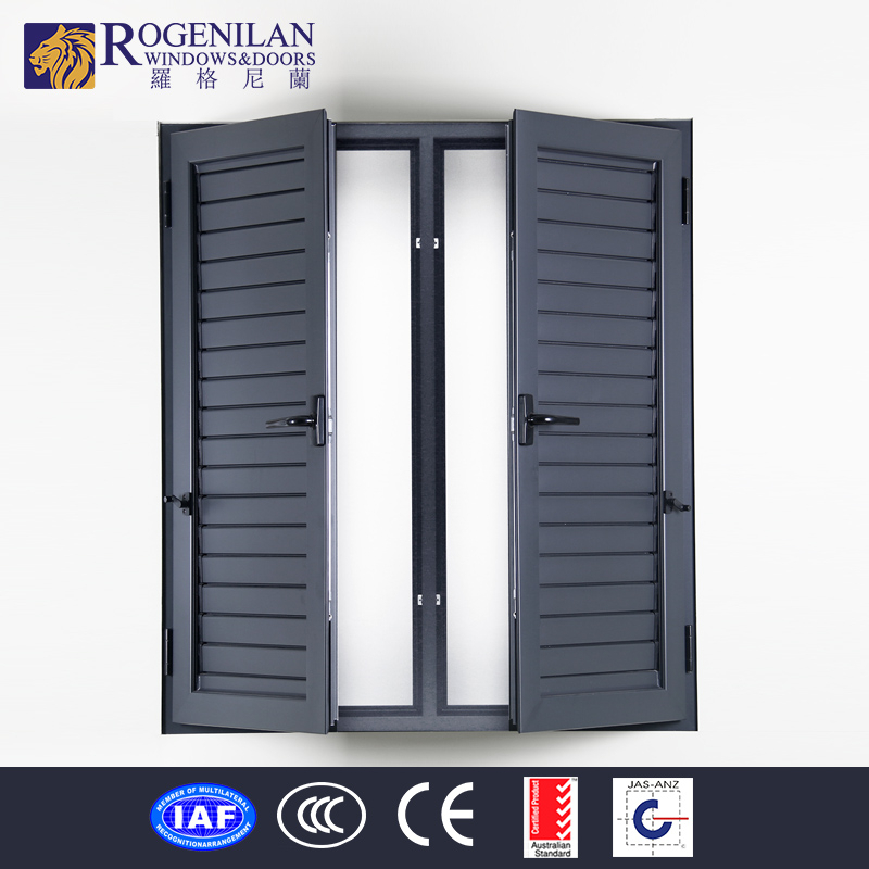 Rogenilan adjustable home window grilles aluminum house window covering vent