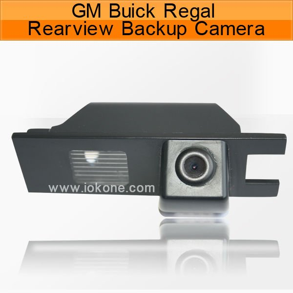 Special rear-veiw Camera for GM Buick Regal