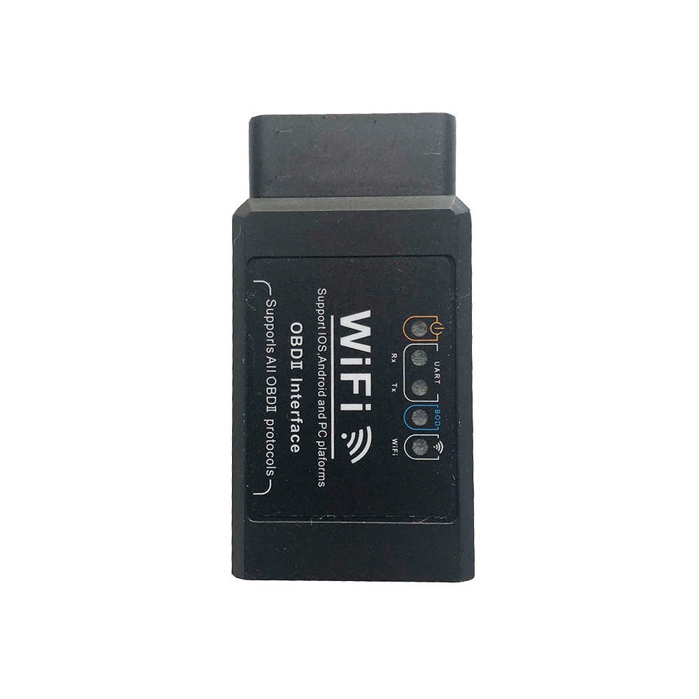 ELM327 WiFi V1.5 OBD2 Scanner Auto Fault Code Reader OBDII Scanner Adapter Auto Diagnose Scan Tool Voertuig Ondersteuning Android/ iOS