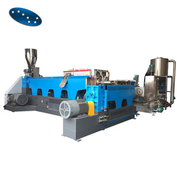 150-500 kg/h plastic ABS regrind flakes pelletizing recycling machine