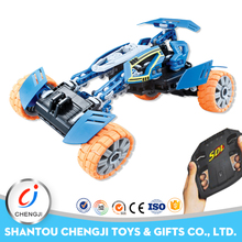 Newest design China factory kids toy remote control petrol cars for sale