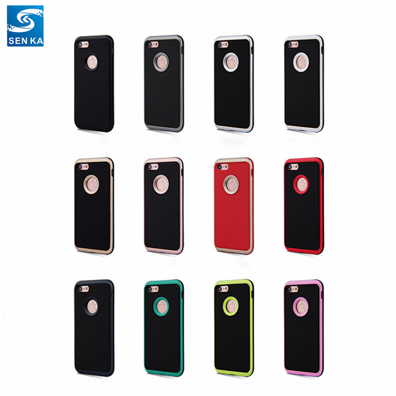 New Mobile phone <strong>accessories</strong> factory in China back case for iPhone 7