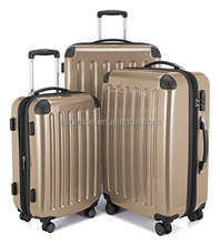 ABS Luggage Set Hardside Travel Trolley Suitcase