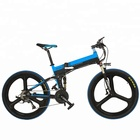 2019 Hot Selling Hidden Battery Magnesium Alloy Wheel Foldable Electric Mountain Bike