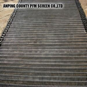 baking conveyor belt for pizza oven, oven mesh conveyor belt