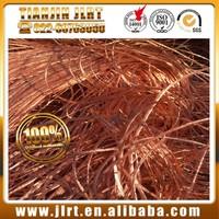 Supply bare bright copper millberry high quality pure 99.99% copper wire scrap for sale