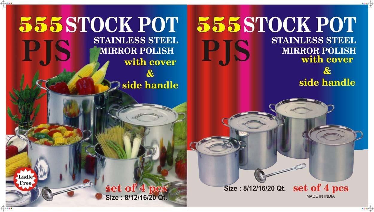 Stock Pot 555 Kitchen Ware
