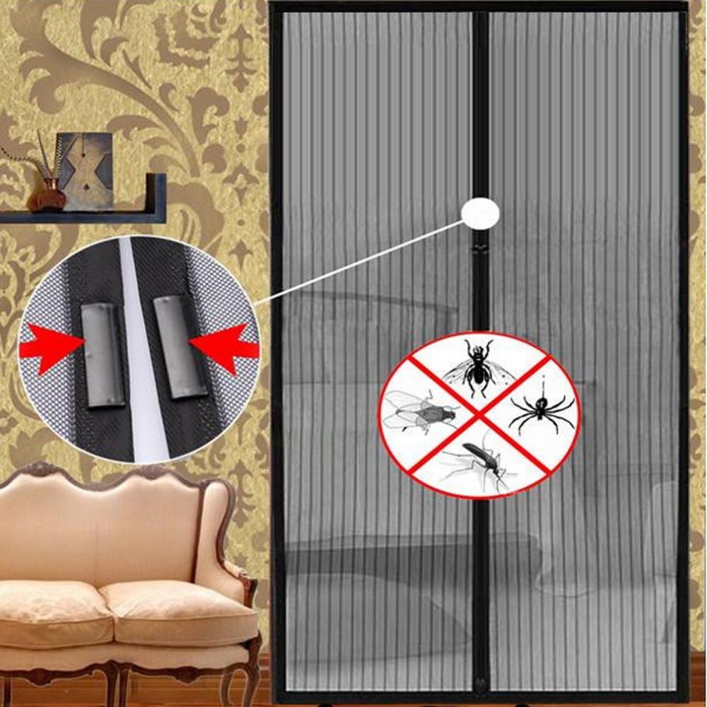 Diy Insekt-fliegen-wanzen-moskito-tür-fenster Net Maschensieb-vorhang Fliegengitter Schutz Kostenloser Versand Weltweit Heimtextilien Fliegengitter