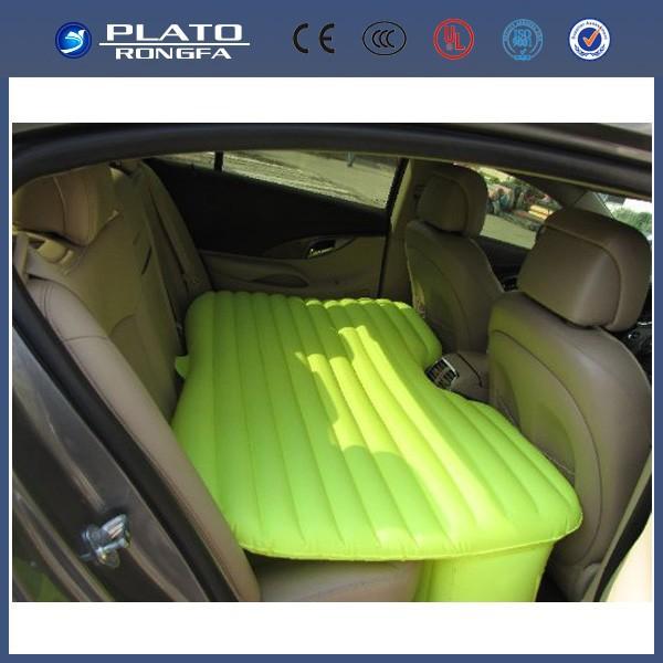 pvc aufblasbares auto reise auto matratze aufblasbaren auto luftbett autos luftmatratze. Black Bedroom Furniture Sets. Home Design Ideas