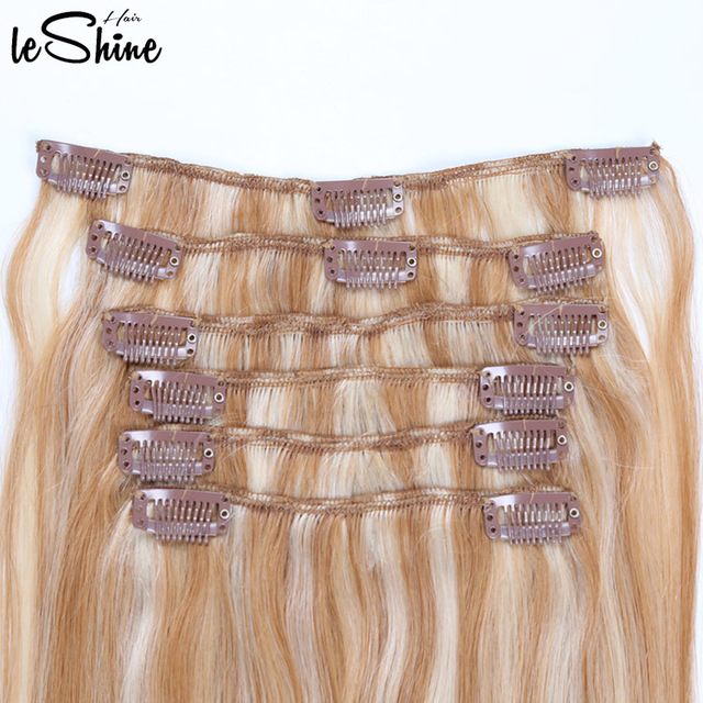 China Human Hair Extension One Clip Wholesale Alibaba