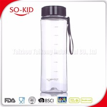 Customized 7.5X23.5cm 700Ml Sample Free Bottle With Water Transfer Printing