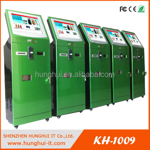 Self Payment Kiosk With Coin Dispenser / Coin Deposit Machine - Buy Coin  Deposit Machine,Coin Payment Kiosk,Coin Exchange Machine Product on