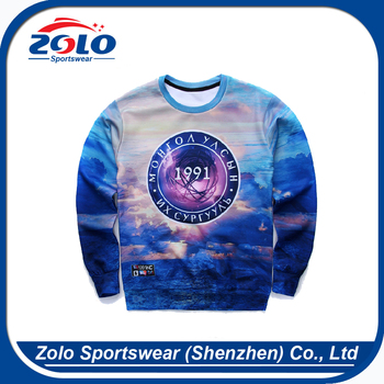 Hot sale sublimation athletic low price printed t-shirt