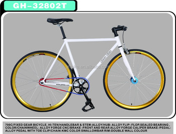 700c Wheel Size Bike Fixed Gear Bicycle China Bicycle Manufacturer ...