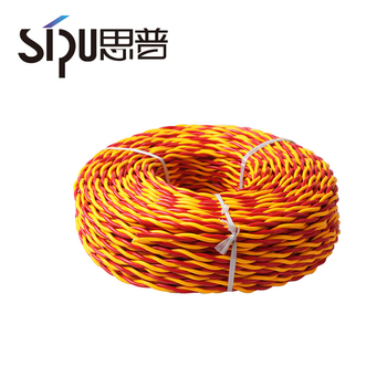 Sipu Rvs Flexible 450/750v Pvc Twisted 0 5mm Square Electric Cable  Electrical Wire - Buy Rvs Cable,Electric Wire,Electric Cable Product on  Alibaba com