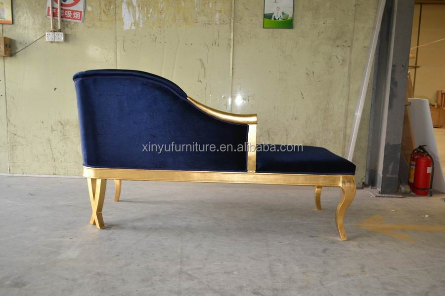 klassieke chaise lounge bank voor de woonkamer meubels xy2869a ...