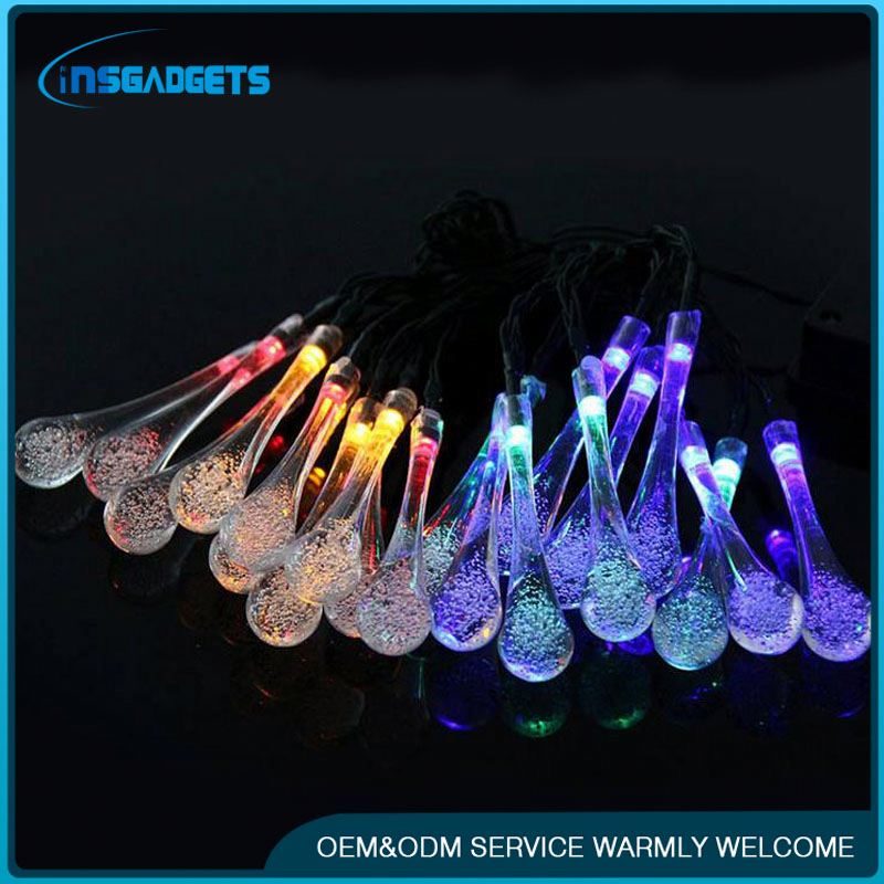 Water Drop Lights H0txy Christmas Led Lights Outdoor For Sale ...