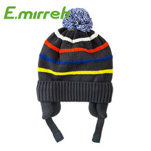 China Suppliers Children Male 5pcs Hat with Earflap on sales